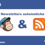 Come inviare newsletter automaticamente e gratis con Mailchimp RSS
